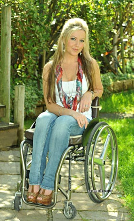 Dating a girl in a wheelchair