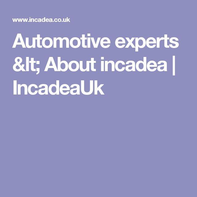 Automotive experts < About incadea | IncadeaUk