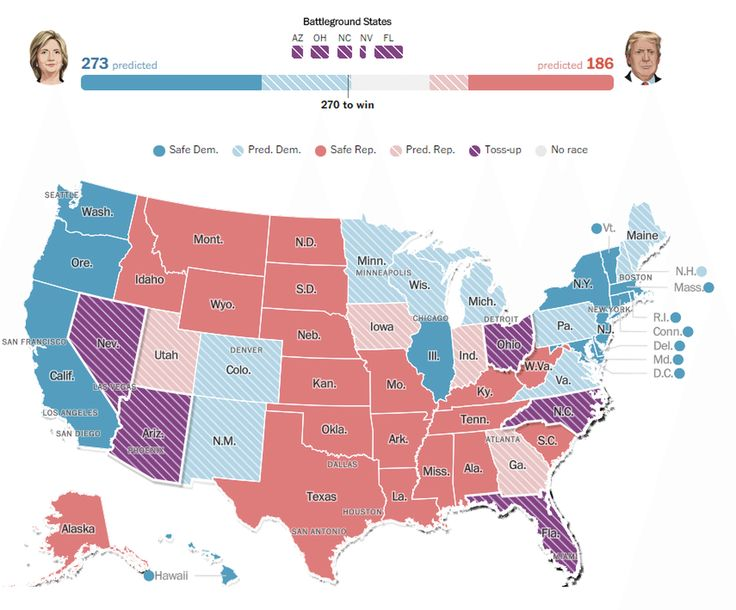 Best Electoral Map Ideas On Pinterest Electoral College - 2016 electoral us map