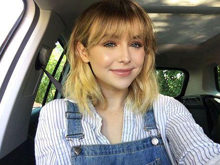 Bangs Taylor Swift Haar  , 28 schicke kurze Haarschnitte mit Pony