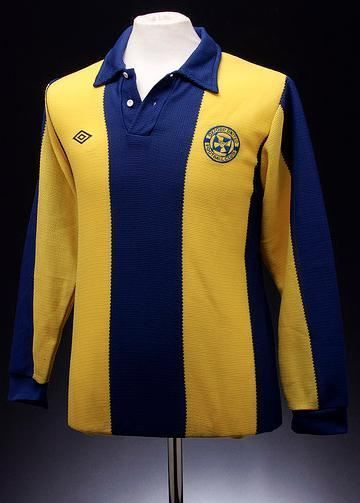Oldham Athletic (Home Shirt)