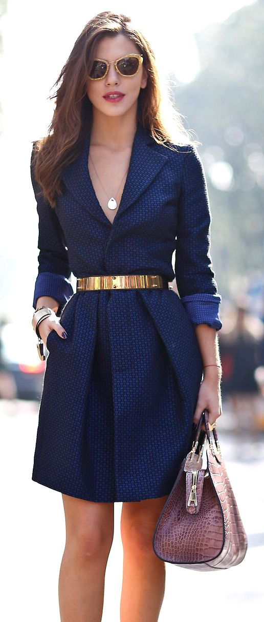 Semi Formal Denim Dresses