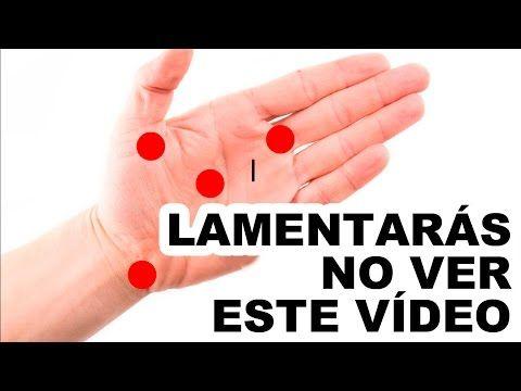 APRIETA ESTOS PUNTOS DE TU MANO 1 MINUTO. ¡CAMBIARÁ TU VIDA! - YouTube