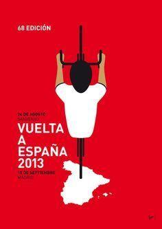 Vuelta a España, 2013 ~ Chungkong Art | #Cycling #Vuelta2013 #ChungkongArt