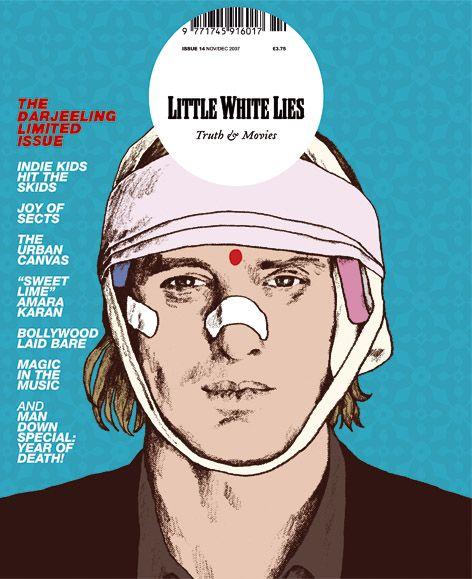 LWLies' The Darjeeling Limited cover