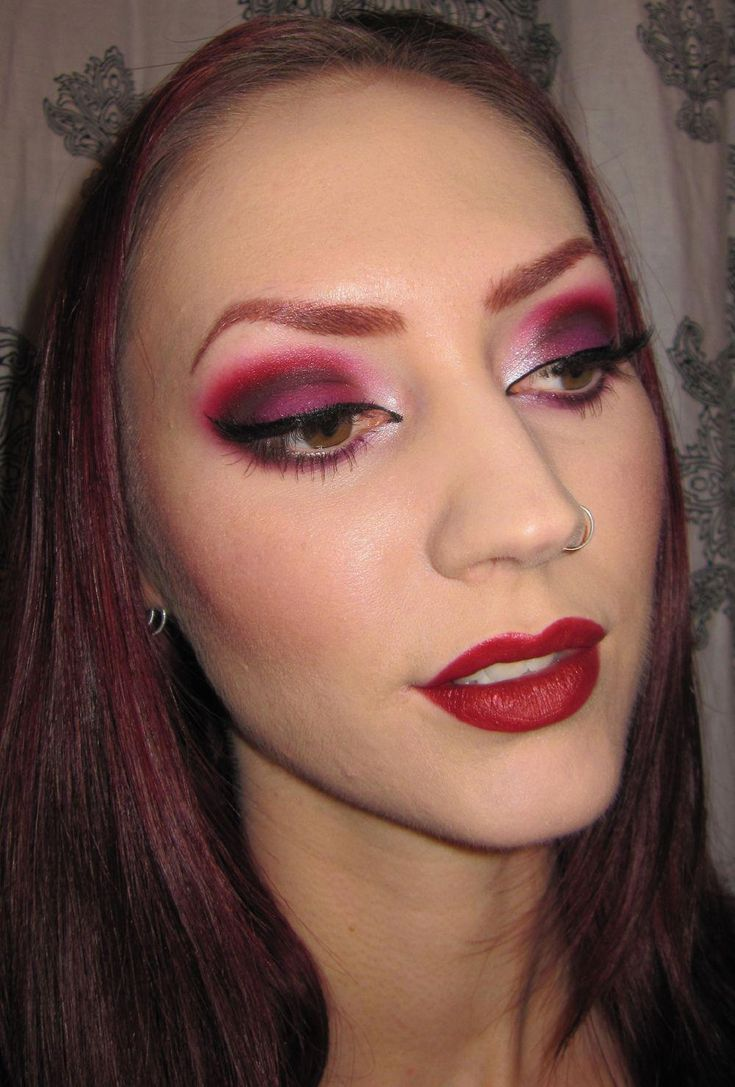 anti valentines day makeup tutorial - HD1000×1478