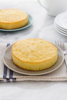 How to Make Goldilocks Mamon (Filipino Sponge Cake)