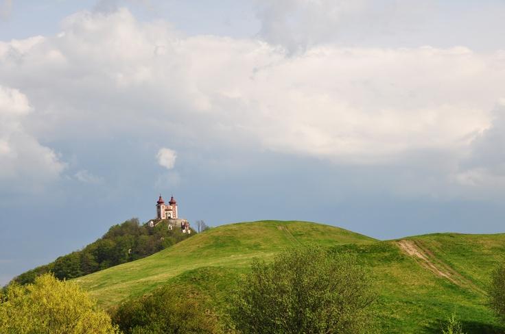 Slovakia, Banska Stiavnica