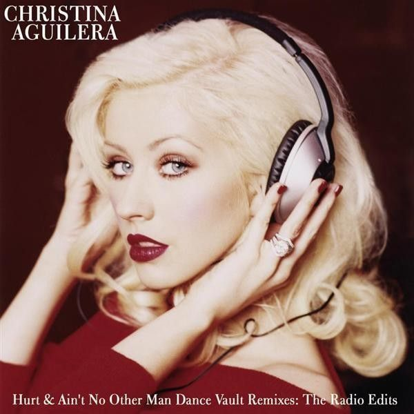 Christina Aguilera - Dance Vault Mixes - Hurt & Ain't No Other Man: The Radio Remixes - MP3 Download | Live Nation Store found on Polyvore