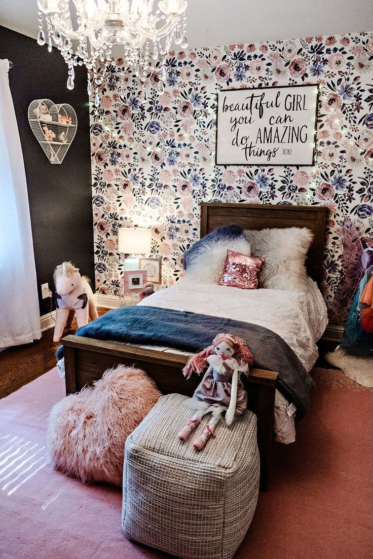 Decorating Ideas For Girls Bedrooms 5 Age Groups 5 Ideas Big