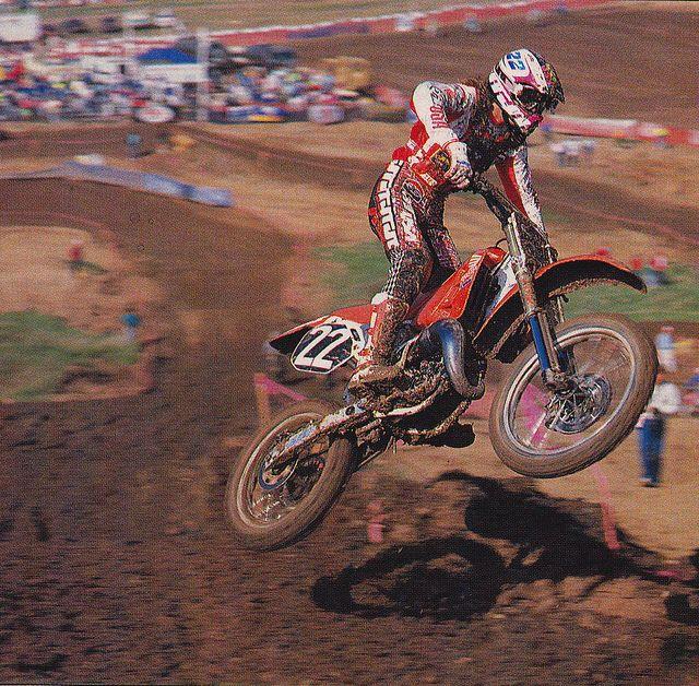 Jmb # Honda 22 # Motocross Us