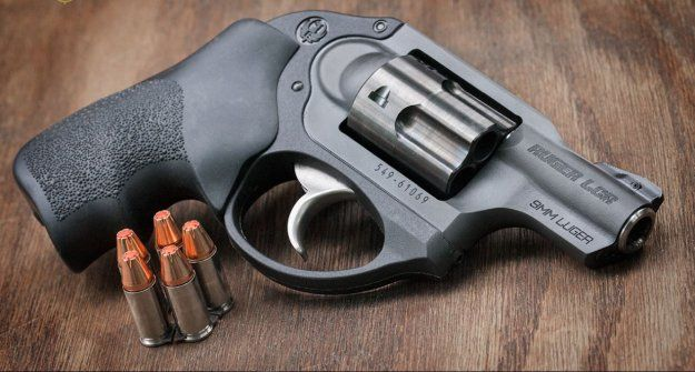 Ruger LCR | The Best Concealed Carry Guns For Women | https://guncarrier.com/best-concealed-carry-guns-for-women/