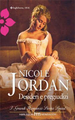Leggo Rosa: DESIDERI E PREGIUDIZI di Nicole Jordan