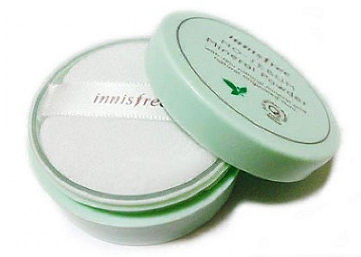 Innisfree - Mineral Puder - Make Up