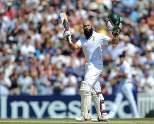 RESPECT: Hashim Amla, first South African to score a triple century in test cricket. The best part is he did it while fasting!!