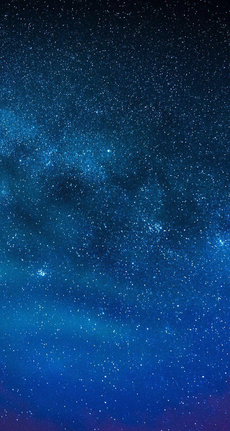 night sky stars wallpaper background phone hd