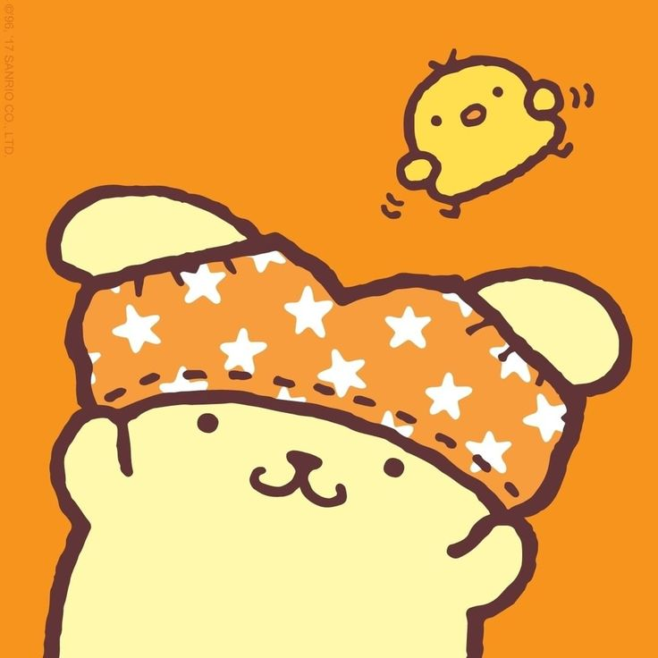 "#PomPomPurin (๑╹ω╹๑ ) 3,275 Likes, 8 Comments - Sanrio (@sanrio) on Instagram: ""Wear your clothes in a silly way today! #MakeUpYourOwnHolidayDay #Pompompurin"""