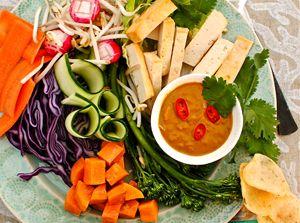 Салат Гадо-Гадо (Индонезийская кухня)