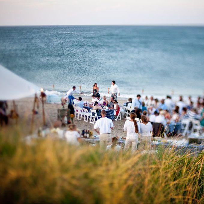 An Intimate Beach Wedding In Nantucket