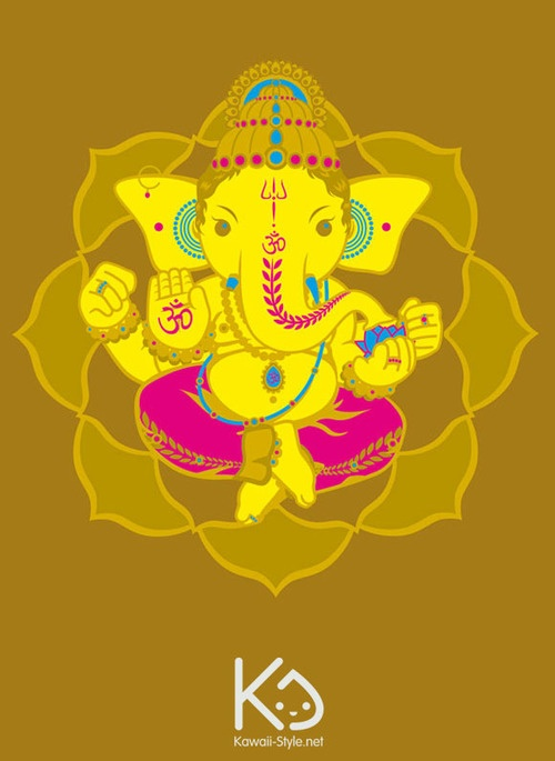 Ganesha Symbolism teaches the Art of Living.  Deeply studying the symbolism of Lord Ganesha could lead to an improved life. Find out about the various symbols of Lord Ganesha. How one can improve his life by studying the symbolism.