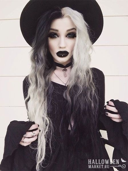 #vampire #halloweenmarket #halloween  #вампир #костюм #макияж #образ Образ вампира на хэллоуин (фото)