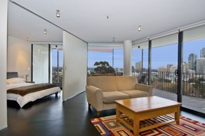 Astra Apartments: Canberra city
