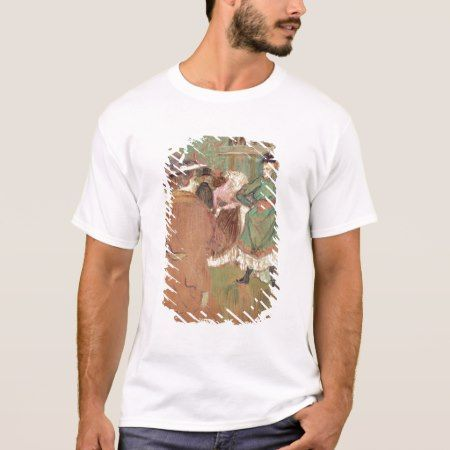 Quadrille at the Rouge, 1892 T-Shirt - tap to personalize and get yours