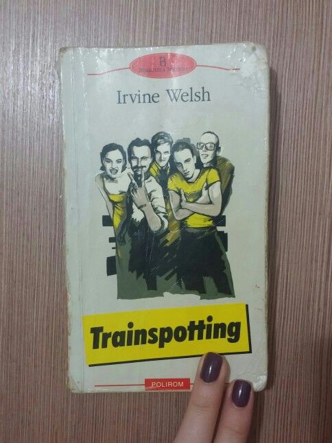 11/111; 18 nov; Trainspotting- Irvine Welsh