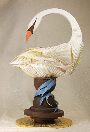 chocolate art sculptures - Google Search