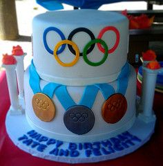 olympic themed cakes - Google Search