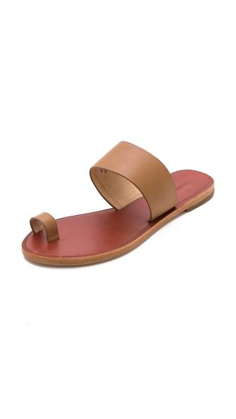 2014 $84 Matiko Bonny Toe Ring Sandals.  I had some of these in black. Bought them 4 less than 20$ real leather.