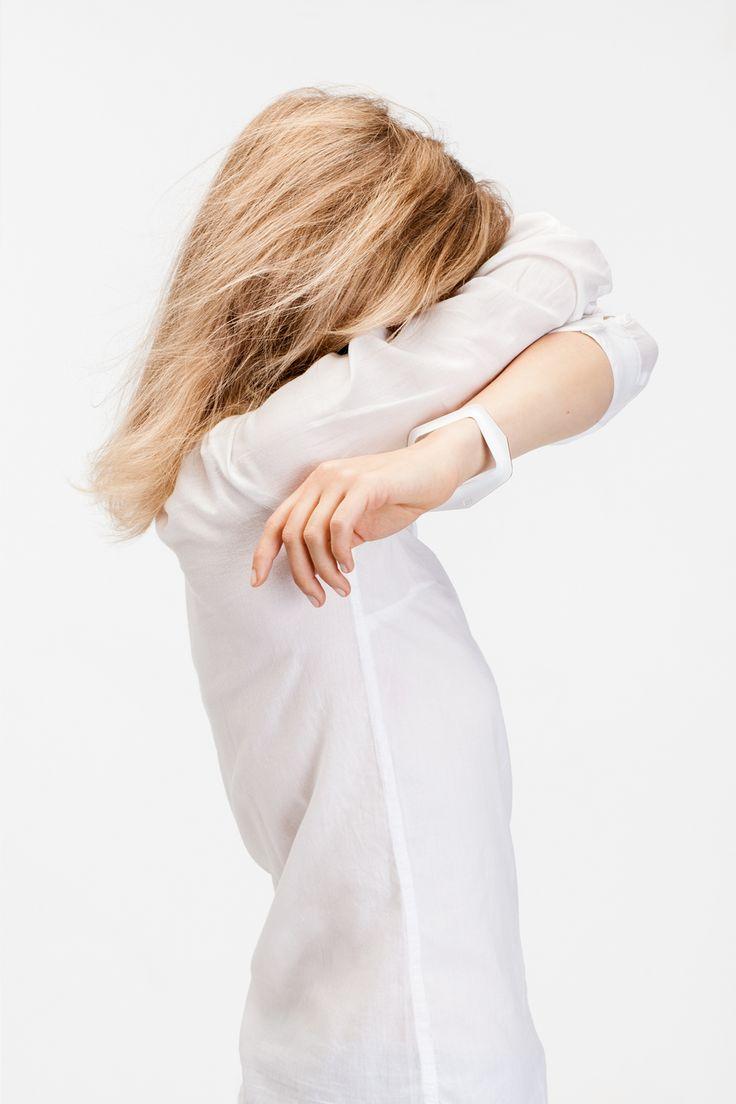 Unlimited Collection / 2015 Edition / white bracelet  Photo: Tamás Sándor Kovács