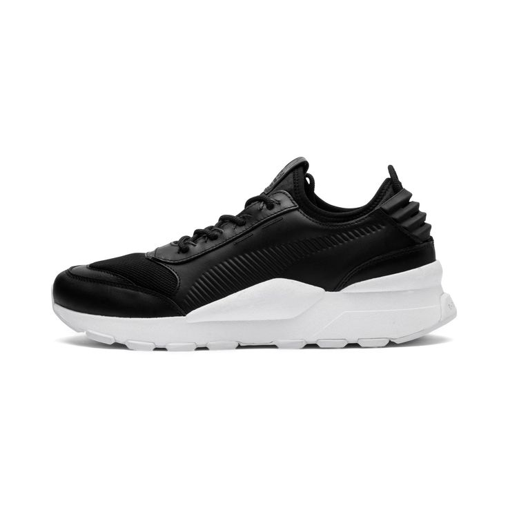 PUMA Evolution RS-0 Sound Trainers in Black size 10.5
