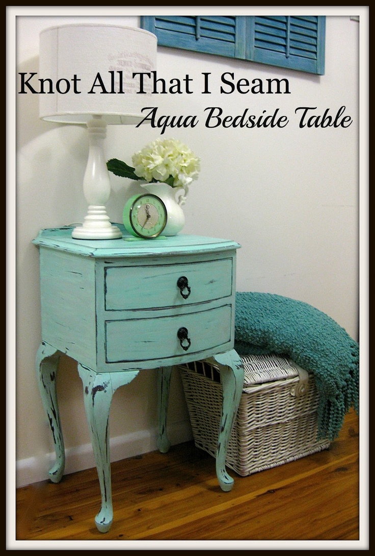 Restyle Relove: Main Bedroom Makeover - Side Tables - Part 3!