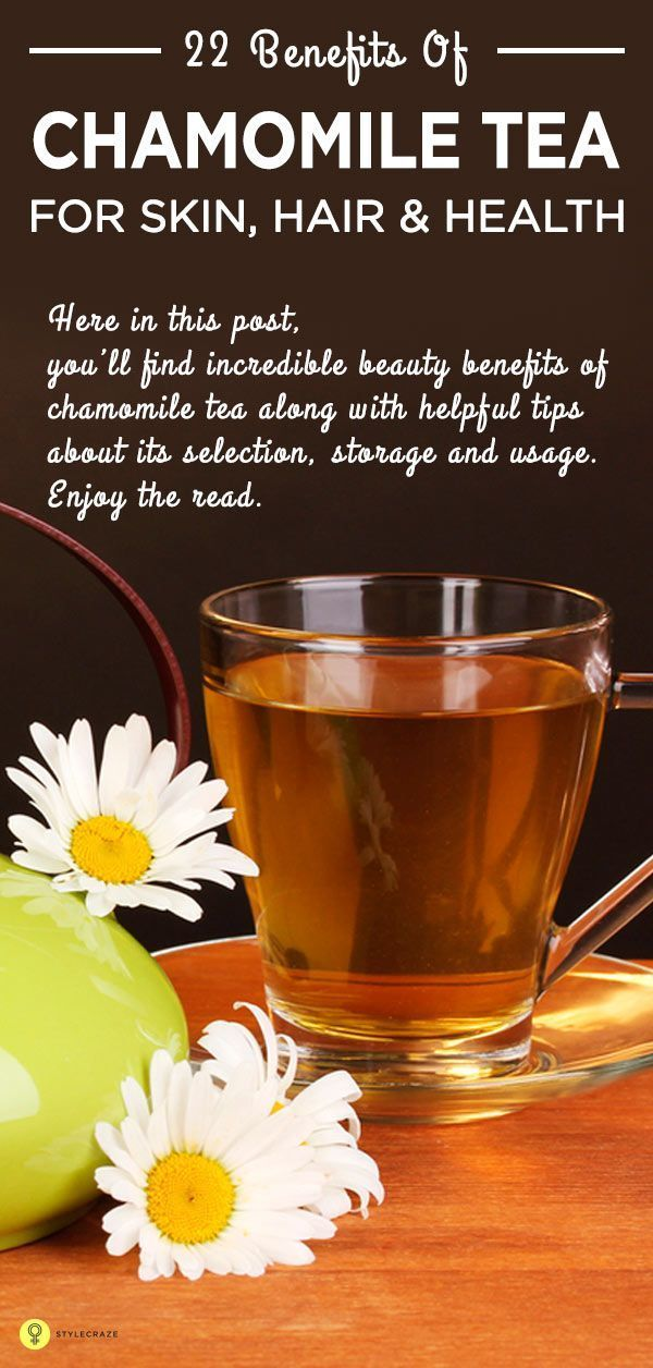 4a4c102949311 Discover the amazing beauty benefits of this delicate flower, Chamomile.