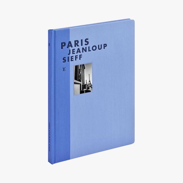 Fashion Eye Paris, Jeanloup Sieff - EDITIONS LOUIS VUITTON - Find this product on Bon Marché website - Le Bon Marché Rive Gauche