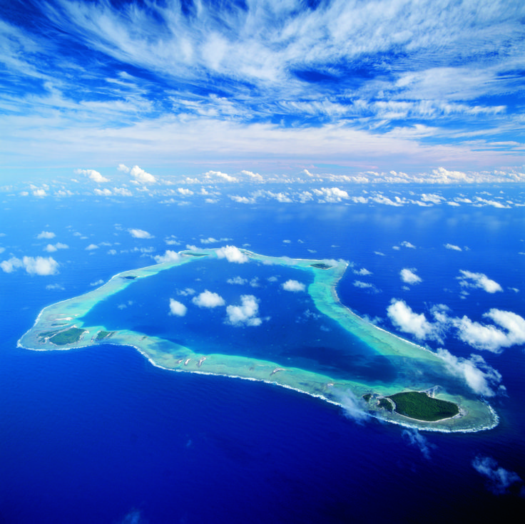 South Pacific Beaches: 12 Best Outer Islands Images On Pinterest