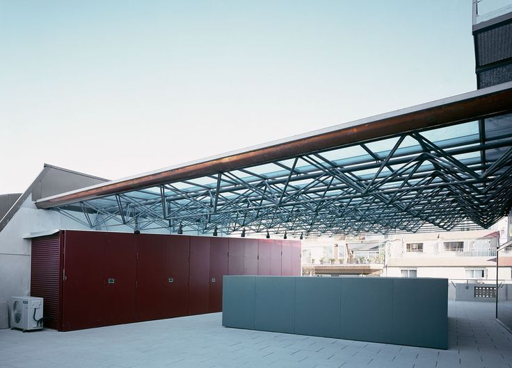Casa de Asia en Barcelona » Estructuras Metálicas | Monvaga - Bujvar Construcciones