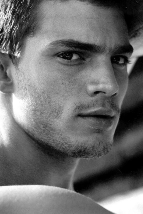 We aim to please, and Jamie Dornan is definitely pleasing. Can't wait to see this sexy man as Christian Grey. ;)