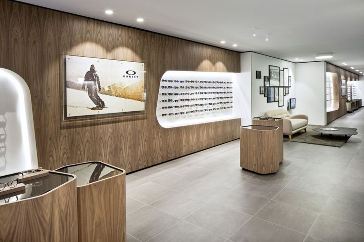 Van Gorp store interior, optical store by Pinkeye - Retailand.com