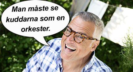 """Hela Sveriges mysfarbror Ernst Kirchsteiger är äntligen tillbaka i rutan med """"Sommar med Ernst"""". Men är det någon som fattar vad han egentligen säger? Vi har samlat ihop hans 11 bästa citat"""