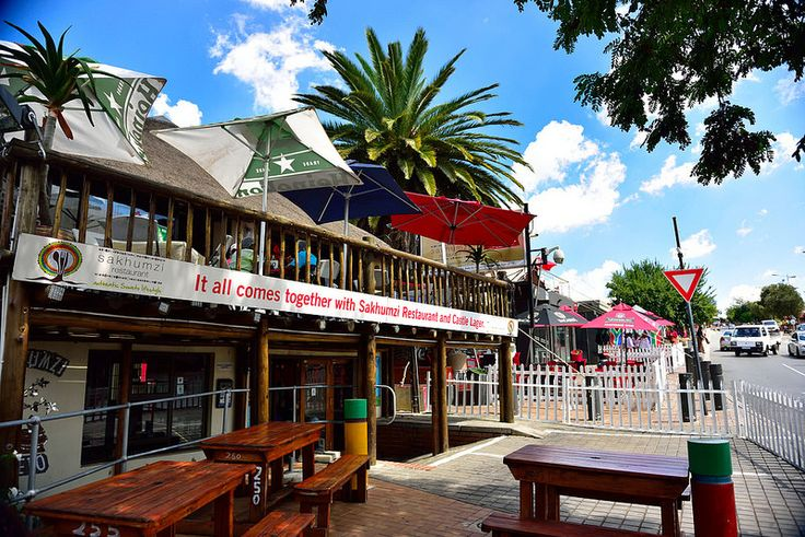 Sakhumzi Resturant, Vilikazi Street, Soweto, Gauteng, South Africa | by South African Tourism