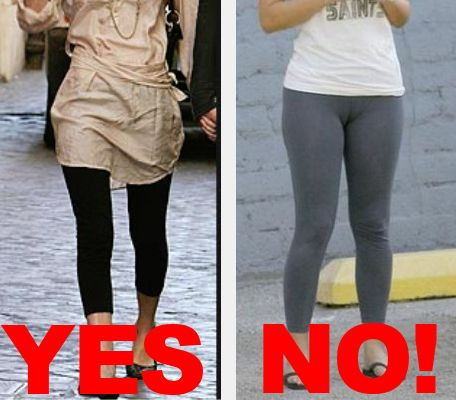 Kitty-Ears: 4 Reasons Leggings are not Pants