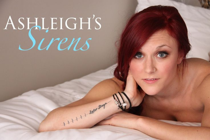 Ashleigh's Sirens! Specializing in Boudoir Photography!