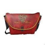 Heart of Flowers messenger bag on my store! http://www.zazzle.com/heart_of_flowers_red_messenger_bag-210985089299263679
