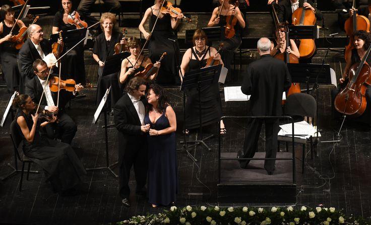 Lynette Tapia e John Osborn (foto Roberto Ricci)