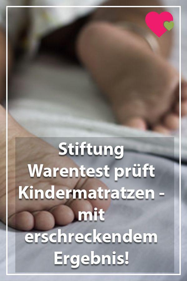 Stiftung Warentest Pruft Kindermatratzen Mit Erschreckendem