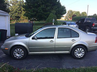 2004 Volkswagen Jetta  2004 VW Jetta tdi