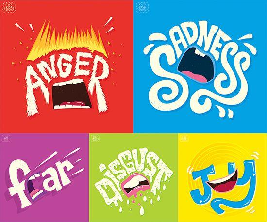 Typographic-Emotions