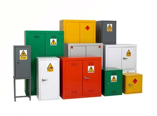 Superbe Hazardous Storage Cabinets